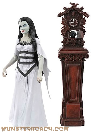 Diamond Select Lily Munster Action Figure