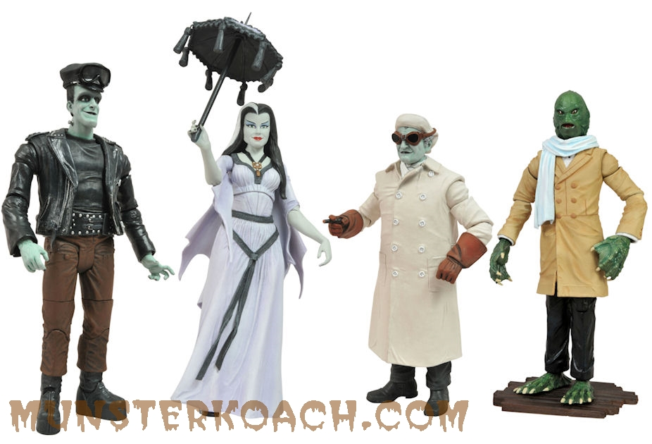 Munsters Series 3