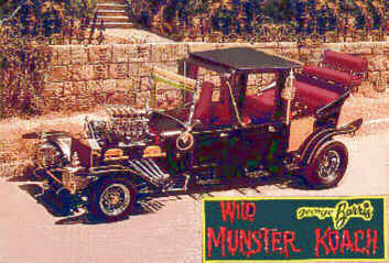The Wild Munster Koach picture from George Barris