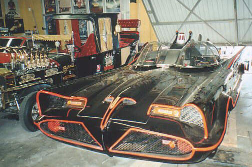 Picture from george barris 39 garage 08 2001 for Garage volkswagen munster