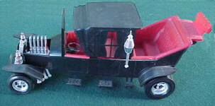 The Munster Koach Toy Car